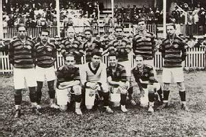 Time campeão de  1925